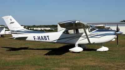 F-HABT - Cessna T182T Skylane TC - Private