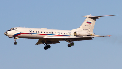 RA-65690 - Tupolev Tu-134A - Russia - 223rd Flight Unit State Airline