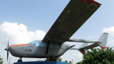 1702 - Cessna O-2A Skymaster - Dominican Republic - Air Force