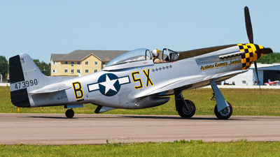 NL51TH - North American P-51D Mustang - Private