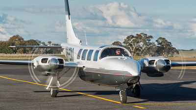 A picture of VHEDO - Piper PA60 Aerostar - [61P07918063403] - © Jayden Laing
