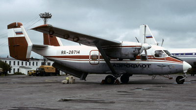RA-28714 - PZL-Mielec An-28 - Koryakavia