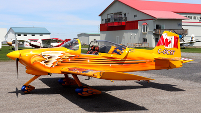 C-GCST - Vans RV-6 - Private