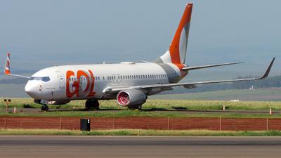 PR-GGG - Boeing 737-8EH - GOL Linhas Aéreas