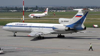 RA-85669 - Tupolev Tu-154M - Aeroflot