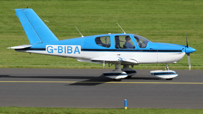 A picture of GBIBA - Socata TB9 Tampico - [149] - © Ian Howat