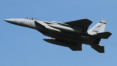 86-0148 - McDonnell Douglas F-15C Eagle - United States - US Air Force (USAF)