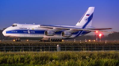 RA-82045 - Antonov An-124-100 Ruslan - Volga Dnepr Airlines