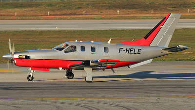 F-HELE - Socata TBM-850 - Private
