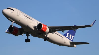 SE-ROD - Airbus A320-251N - Scandinavian Airlines (SAS)