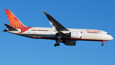A picture of VTAND - Boeing 7878 Dreamliner - Air India - © Stefan Bayer