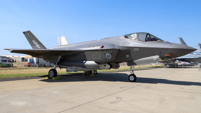 A35-010 - Lockheed Martin F-35A Lightning II - Australia - Royal Australian Air Force (RAAF)