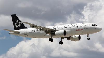 N686TA - Airbus A320-214 - Avianca