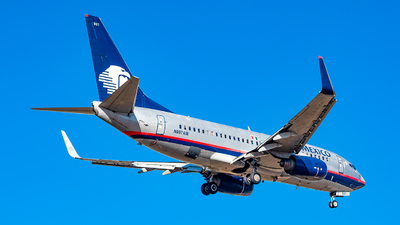 A picture of N997AM - Boeing 73776Q - Aeromexico - © Rod_Salitas