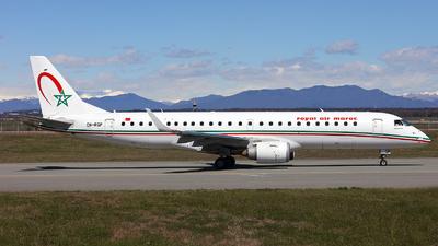 CN-RGP - Embraer 190-100IGW - Royal Air Maroc (RAM)