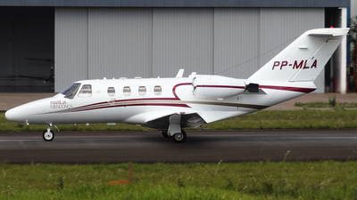 PP-MLA - Cessna 525 Citationjet CJ1 - Private