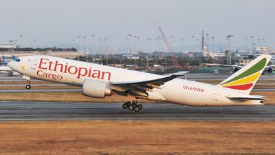 ET-ARI - Boeing 777-F60 - Ethiopian Cargo