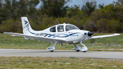 VH-VPK - Cirrus SR20 - Private