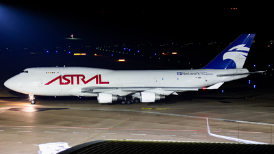 TF-AMM - Boeing 747-4H6(BDSF) - Astral Aviation (Air Atlanta Icelandic)