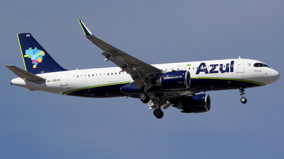 A picture of PRYSB - Airbus A320251N - Azul Linhas Aereas - © TLBorges