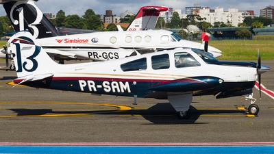 PR-SAM - Beechcraft F33A Bonanza - Private