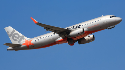 9V-JSW - Airbus A320-232 - Jetstar Asia Airways