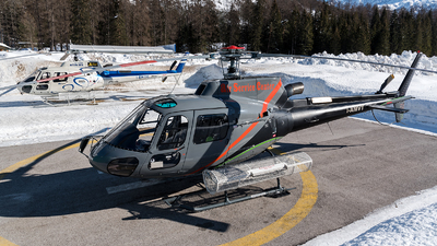 I-AMVT - Eurocopter AS 350B3 Ecureuil - Air Service Center