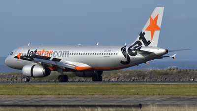 VH-VGY - Airbus A320-232 - Jetstar Airways