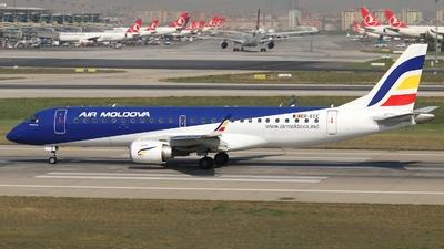 ER-ECC - Embraer 190-100IGW - Air Moldova