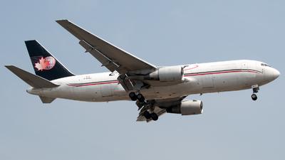A picture of CFGAJ - Boeing 767223(BDSF) - Cargojet Airways - © Juan Carlos Alvarez (MAS Aviation Press)