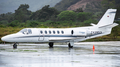 YV2853 - Cessna S550 Citation SII - Private