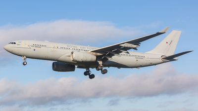 A picture of ZZ338 - Airbus KC2 Voyager (A330243MRTT) -  - © Angelo Harmsworth