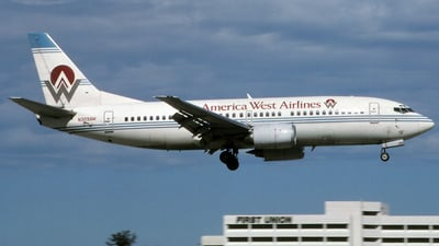 N309AW - Boeing 737-3G7 - America West Airlines