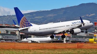 N78501 - Boeing 737-824 - United Airlines