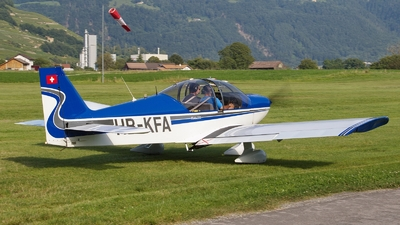 A picture of HBKFA - Robin HR200160 - [331] - © Tomasz Chrul