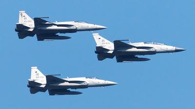 20-614 - Chengdu JF-17B Thunder - Pakistan - Air Force