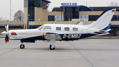 D-EMBZ - Piper PA-46-350P Malibu Mirage/Jetprop DLX - Private