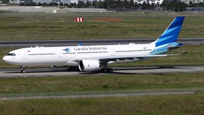 F-WWCD - Airbus A330-941 - Garuda Indonesia