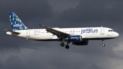 N570JB - Airbus A320-232 - jetBlue Airways