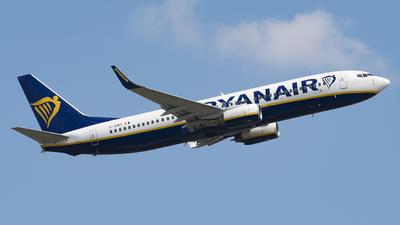 EI-DWS - Boeing 737-8AS - Ryanair