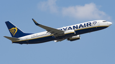A picture of EIDWS - Boeing 7378AS - Ryanair - © Rod Beaux