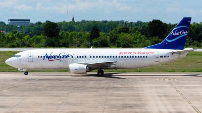 A picture of HSNGA - Boeing 737401 - [23991] - © Amarase Pamarapa