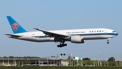 B-2071 - Boeing 777-F1B - China Southern Cargo