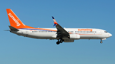 A picture of CGKVV - Boeing 73786N - [38027] - © Alexander Portas