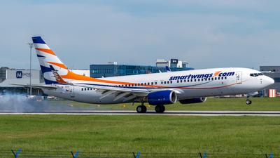 OK-TVO - Boeing 737-8CX - SmartWings