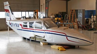 OY-FRA - Piper PA-34-200 Seneca - Private