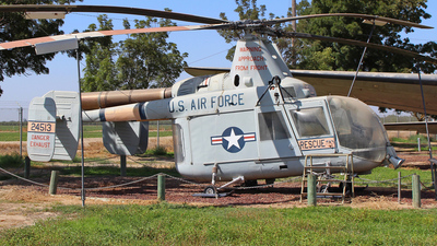 62-4513 - Kaman HH-43B Huskie - United States - US Air Force (USAF)