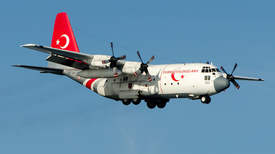 63-13189 - Lockheed C-130E Hercules - Turkey - Air Force