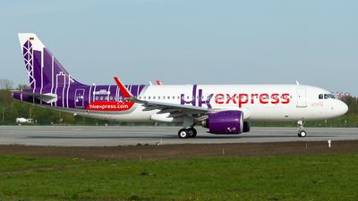 D-AUAK - Airbus A320-271N - Hong Kong Express