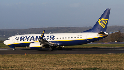 EI-GJS - Boeing 737-8AS - Ryanair